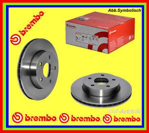 2 St. Bremsscheiben  Brembo 256mm- VA-SEAT Arosa, 1.4 16V ,1.4 TDI