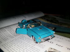 MIB 1987 Franklin Mint 1:43 1958 Ford T-bird Convertible MINT CAR**RARE***   B4