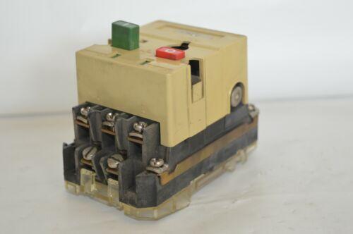 F5M21 Klöckner Moeller PKZM 0-2,4 VDE 0660 Ue=660 V AC 3 Motorschutzschalter
