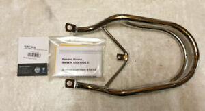 BMW-R850-R1200C-FENDER-Protection-Chrome-Par-Hepco-amp-Becker-1997-2004