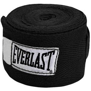 "Everlast Pro Style Hand Wraps 4456 Boxing Fitness MMA Training Adult 180/""//4.6m"