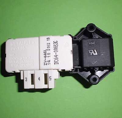 Türschloss für Waschmaschine Samsung P1281GW DC64-01538A ZV446L5