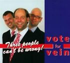 Vein - Vote for Vein-three People Cant CD Unit Recor