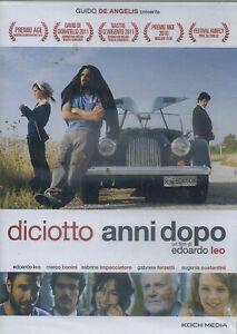 Diciotto-Anni-Dopo-edizione-noleggio-DI-Edoardo-Leo-DVD-NUOVO-E-SIGILLATO