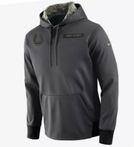 Nike NFL Salute to Service Mens Limited Edition Hoodie Indianapolis ... 98664b557