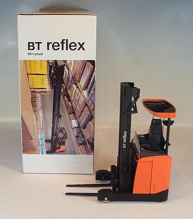 Ros Miniature BT Reflex Fork Lift OVP