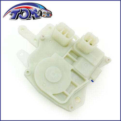 Door Lock Actuator Motor Rear Right Fits 01-05 Honda Civic Accord 746-363