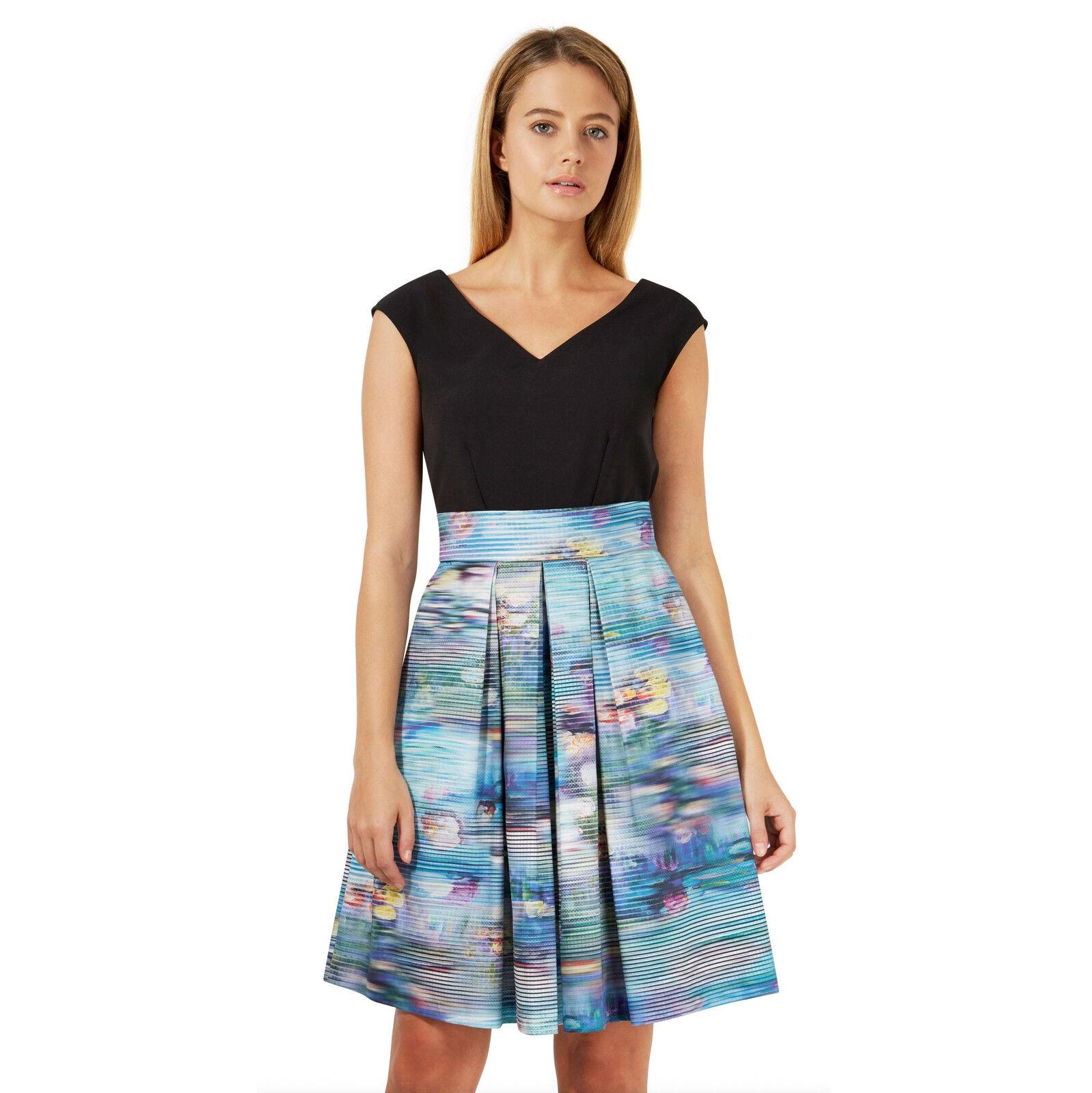 %Closet Seepinkn Kleid black XS, M, L oder XL (  12  14  16)