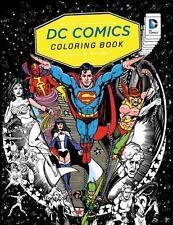 DC Comics Coloring Book (2016, Paperback)