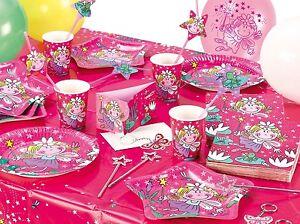 Die Fee Funky Fairy Geburtstag Dekoration Madchen Party Deko