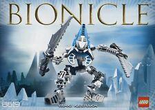 LEGO KEERAKH 8619 Set Bionicle Vahki figure