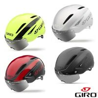 Giro Air Attack Shield Road Triathlon Time Trial Bike Bicycle Helmet