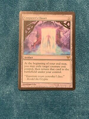 1x Conjurer/'s Closet Avacyn Restored MTG Magic the Gathering x1 NM MINT