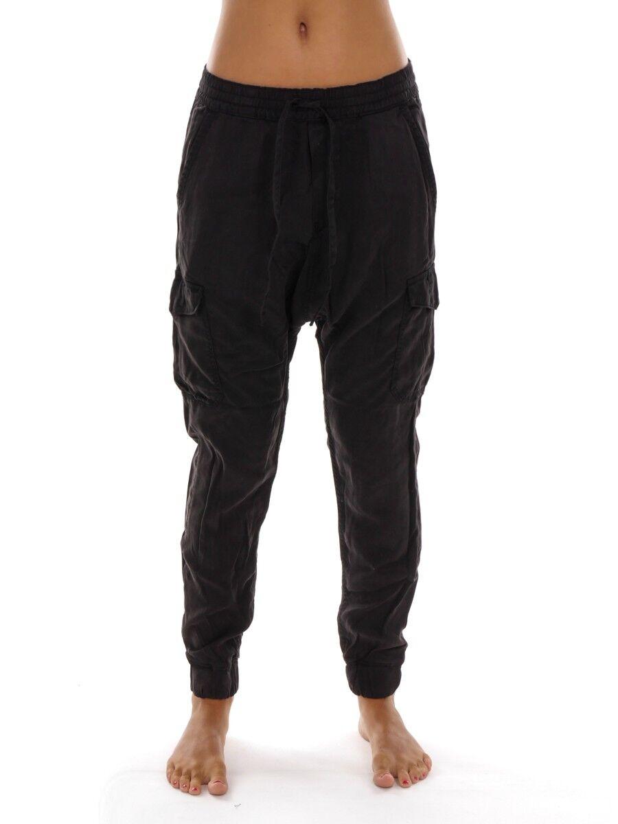 O 'Neill Pantaloni Tessuto Pantaloni Casual Nero Tasche Cargo coulisse interna