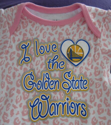 Saint Patrick/'s Day Onesie 3-6 Mos Curry MVP Blue NBA Golden State Warriors St