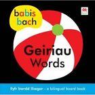 Babis Bach: Geiriau/Words by Rily Publications Ltd (Hardback, 2015)