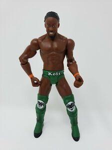 WWE-Kofi-Kingston-Mattel-FLEX-FORCE-Wrestling-Action-Figure
