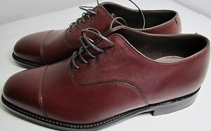 Aldwych Loake 2301335 effen 6 Rrp Burgundy £ Seconds frontschoen FNew Slight OPwn0k