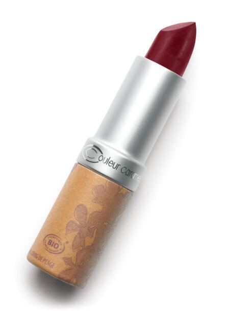 Couleur Caramel - Rouge à Lèvres mat n°121 Rose brique Bio