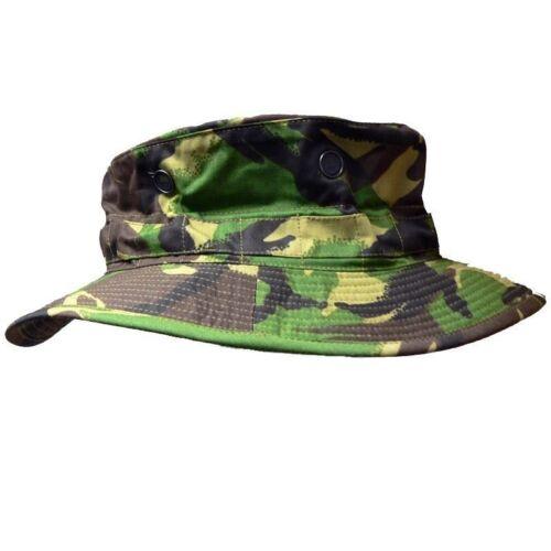 Military Surplus Grade 1 UK S95 DPM Camouflage Bush Hat//Boonie Hat