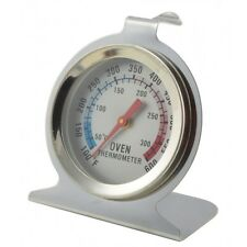 Backofen Grill Ofen Thermometer,Ofenthermometer, 300 °C,Edelstahl,Perfect Home
