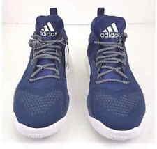 Adidas D Lillard 2 Primeknit PK Navy Blue White 17 Mens Basketball Shoes  B38890 7f3b67785