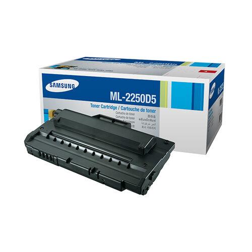 Genuine Samsung ML-2250D5 Toner Cartridge for ML-2250,ML-2251N,ML-2251N,ML-2252W