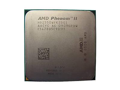 Amd Phenom Ii X2 550 3 1ghz Dual Core Hdz550wfk2dgi Processor For Sale Online Ebay
