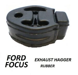 Escape-montaje-Colgador-De-Goma-Ford-Focus-Mk1-98-04-Heavy-Duty-de-montaje