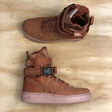 75b59d809f53 ... wholesale item 1 nike womens sf af1 special force air force 1 dusty  peach 857872 202