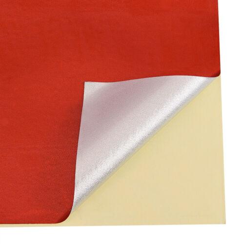 20/'/' x 40/'/' Gloss Bright Vehicle Auto Car Wrap Vinyl Roll Sticker Film Decal Red