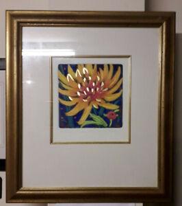 """Indian Summer""  Simon Bull Limited Edition Print 10/350"