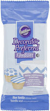 Decorator Preferred Fondant 4 oz from Wilton - Many colors to choose from.