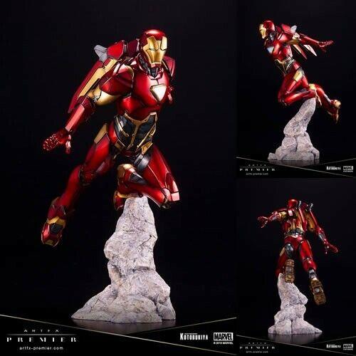 ArtFX Premier 1 10 Scale Statues - Marvel - Iro édition limitée Kotobukiya