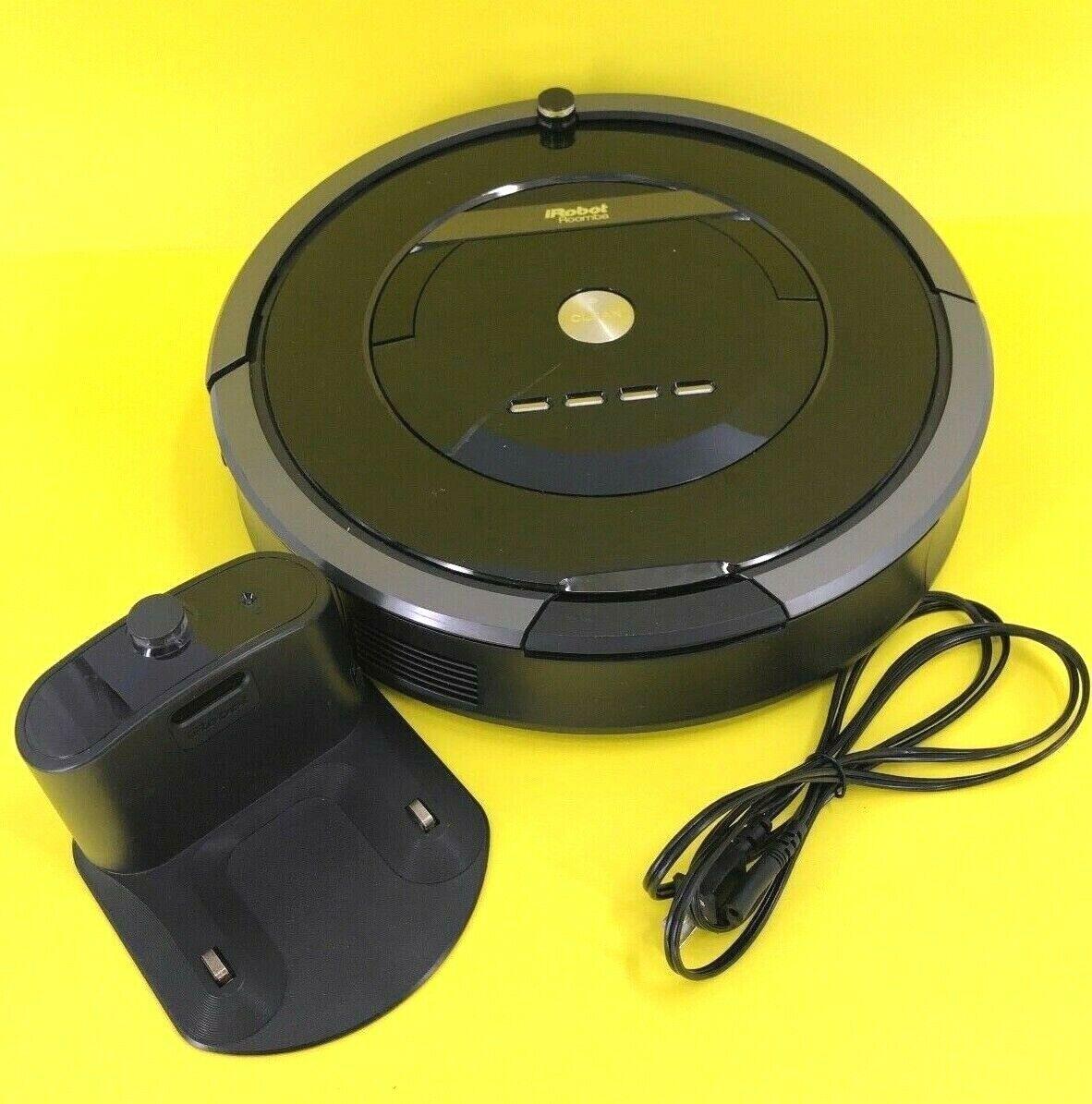 IRobot Roomba 880 Robot Vacuum + base station only   udu77