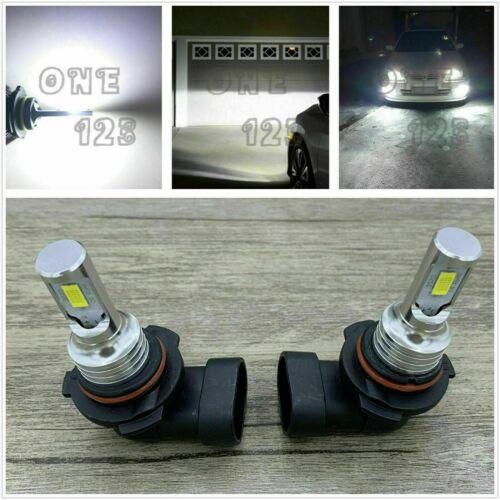 9006 HB4 LED Headlights Bulbs Conversion Kit Low Beam 6000K White Super Bright