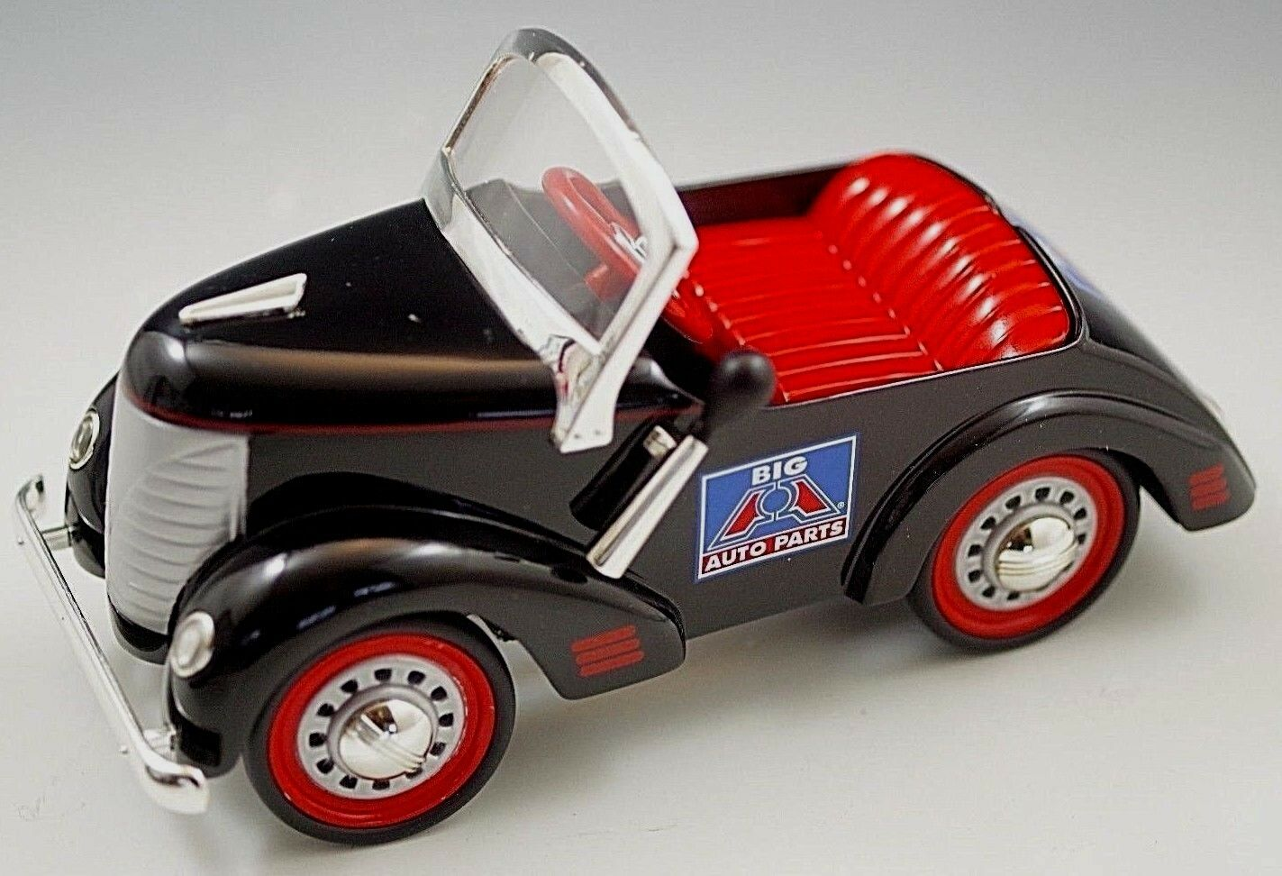 Big a Auto Parts Die Cast 1941 Garton Pedal Car Bank 1 6 Scale | eBay