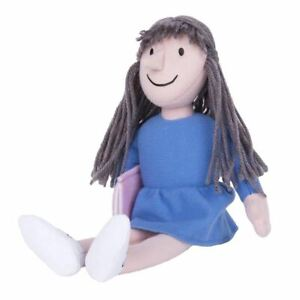 Roald-Dahl-Matilda-Plush-Soft-Toy-12-034-Retro-Toys-Vintage-Books
