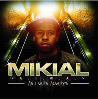 Mikial - Aiwa (as I Was Always) [new Cd] Explicit, Manufactured On Demand