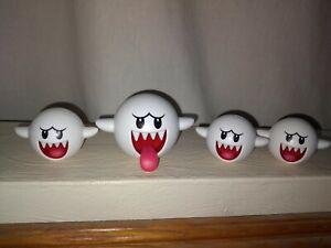 K'NEX KNEX Nintendo Super Mario 3D Land Ghost House Big Boo minifigures figures