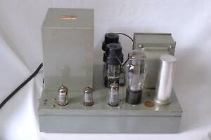 McIntosh-A116-Amplifier-Tube-Mono-Block-Big-Brother-of-MC30