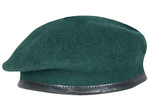 NEW-High-Quality-Commando-Green-Beret-All-Sizes-Small-Crown-Royal-Marine-SBS