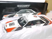 Minichamps 1:18 1990 Audi V8 Quattro DTM
