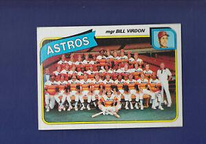 Houston-Astros-Team-Checklist-Unmarked-1980-TOPPS-Baseball-82-NM