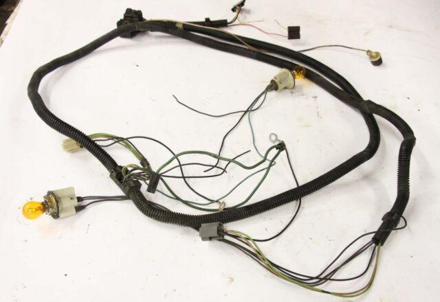 Buick Regal Headlight Wire Harness
