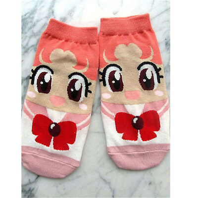 Kawaii Clothing Cute Ropa Socks Sailor Moon Harajuku Japanese Korean Chibiusa