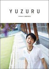 New Yuzuru Hanyu Photo Book Figure Skater  First Autobiography collection Free