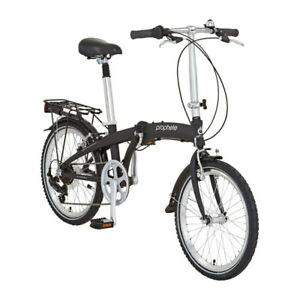 prophete alu rahmen 7 gang shimano kettenschaltung city fahrrad klappbar tasche ebay