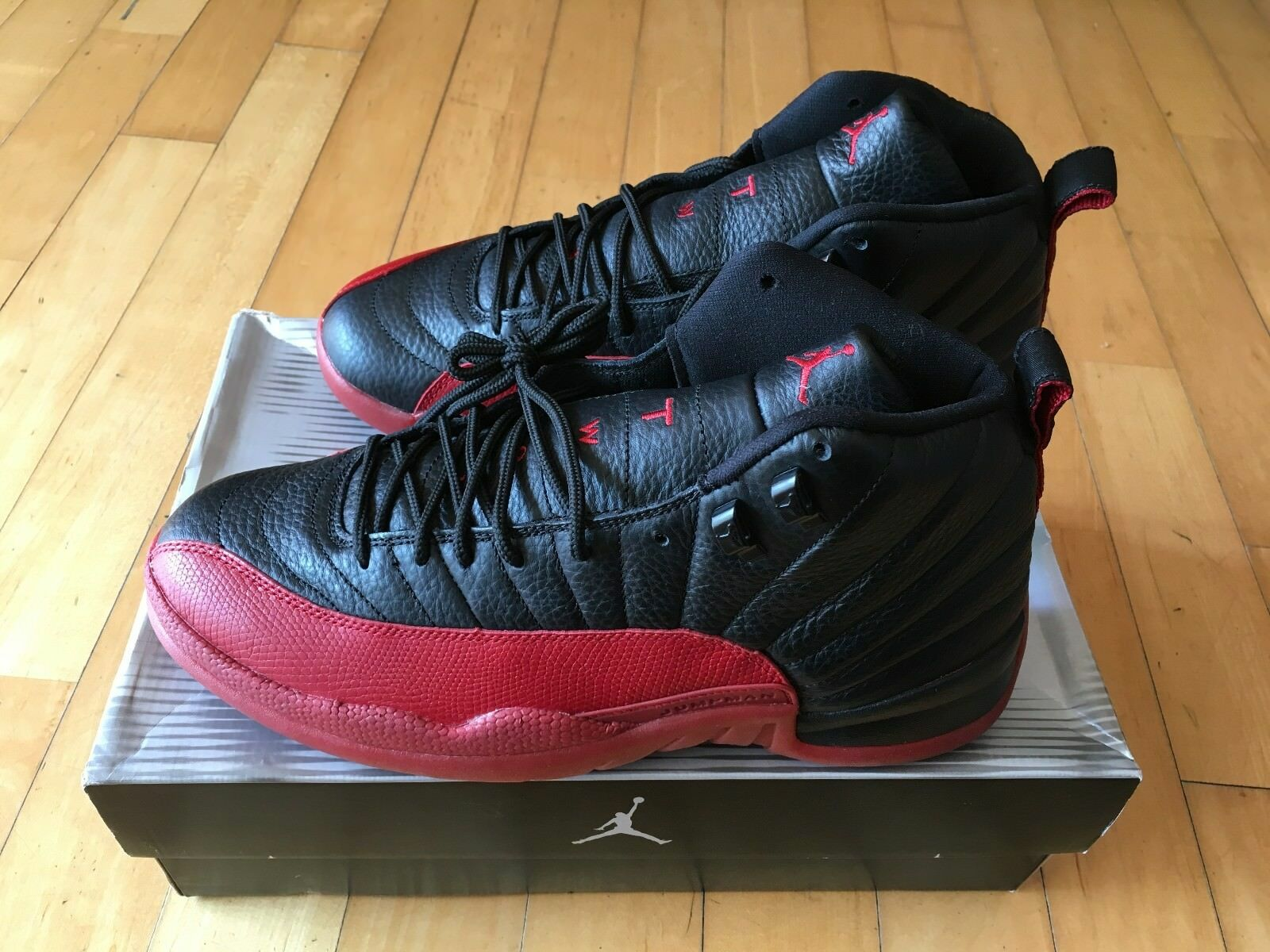 a5dc0126fb Air Jordan 12 Retro - Size 11 [DEADSTOCK] US npvihw7629-Athletic ...
