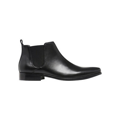 NEW Julius Marlow Kick Chelsea Boot Black